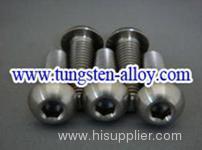 Tungsten Alloy Golf Screw