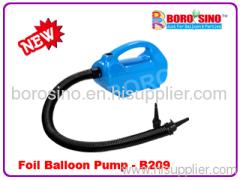 Foil Balloon Pump