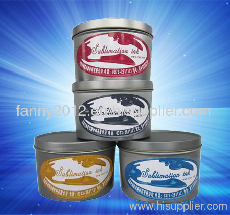 heat transfer printing ink for offset press