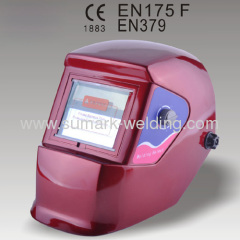Auto-Darkening Welding Helmets; Security Protection