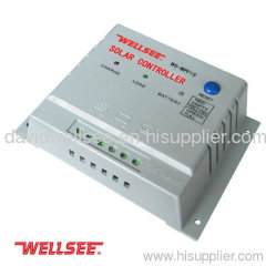 WELLSEE WS-MPPT15 15A 48V solar panel charge controller