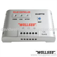 WELLSEE WS-MPPT60 60A 12/24V Charge regulator