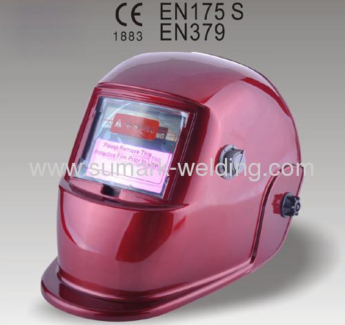 Auto-Darken Welding Helmet; Welding Tools