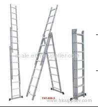 Aluminium 3 in 1 Ladder