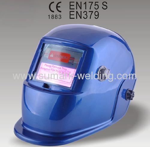 Auto-Darkening Welding Helmets; Safety Products