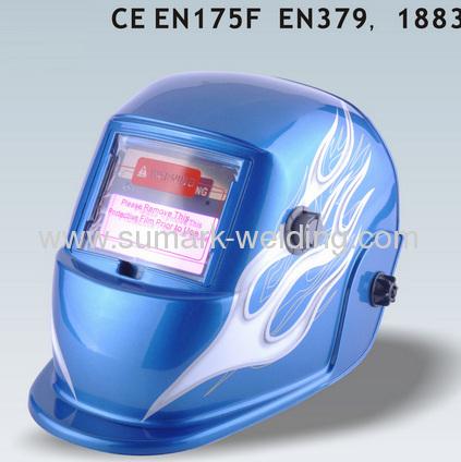 Auto-Darkening Welding Mask; Welding Helmet