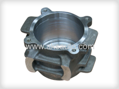 Railway axle box bearings