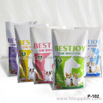 dog food packaing bag