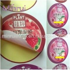 custom cosmetics labels