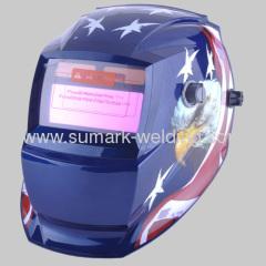 Welding Mask; Auto-Darkening Welding Helmet