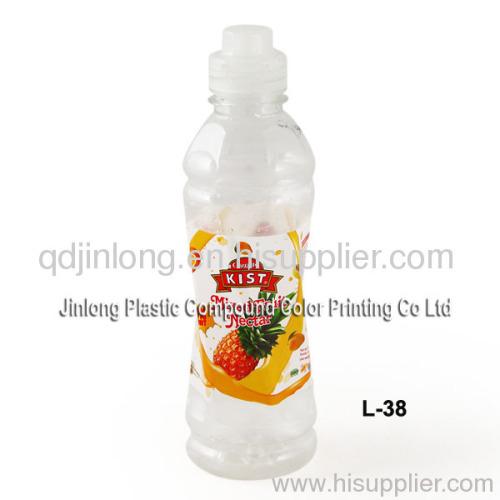 heat shrink bottle sleeve