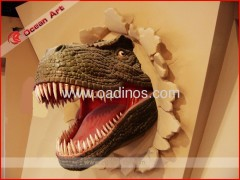 Dinosaur model for decoration