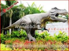 Fiberglass dinosaurs of Tyrannosaurus