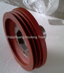 DAMPING PULLEY FOR DEUTZ F4L912 ENGINE