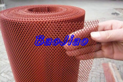 Aluminium Decorative Mesh Building Facade Bj Em