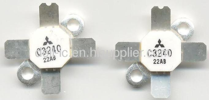 2SC 3240 - NPN EPITAXIAL PLANAR TYPE (RF POWER TRANSISTOR) Electric
