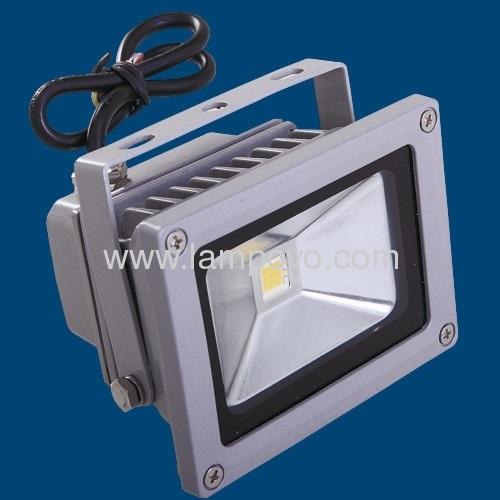 10W 2700-7000K Aluminium Housing LED FLOOD LAMP