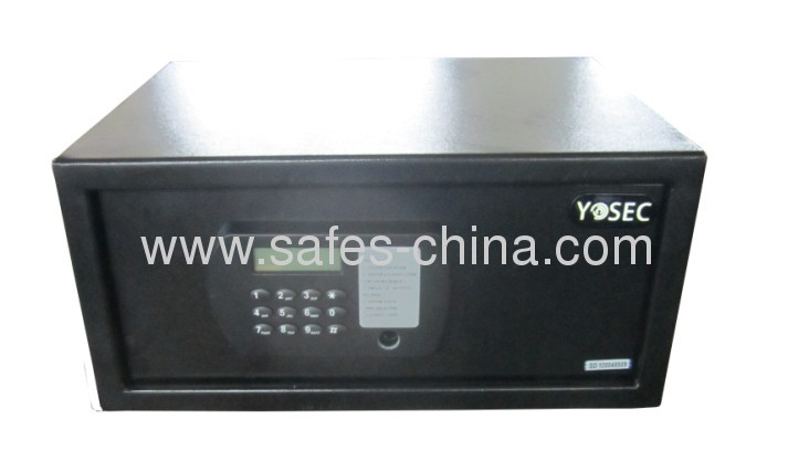 LCD Hotel safe