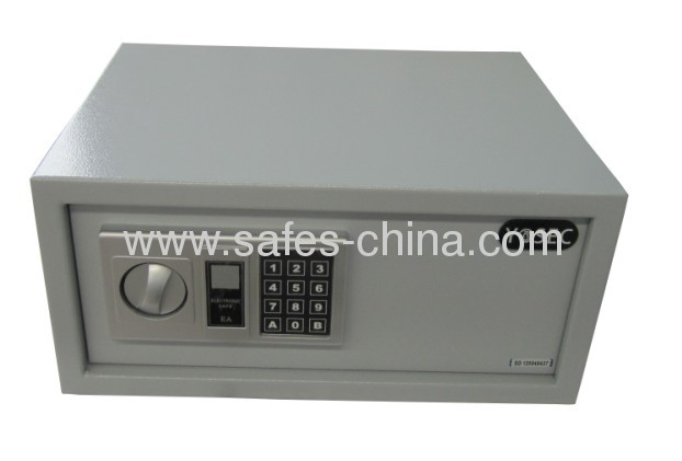 Electronic digital hotel safe