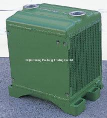 HYDRAULIC OIL COOLER FOR DEUTZ DIESEL ENGINE