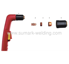 Plasma Cutting Torch; A101 Trafimet Torch
