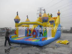 jump house inflatable castle