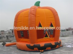 holiday inflatable haunted house