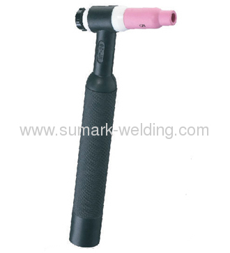 WP(SR)-18 18F 18P TIG Welding Torch; Water Cooled TIG Torch