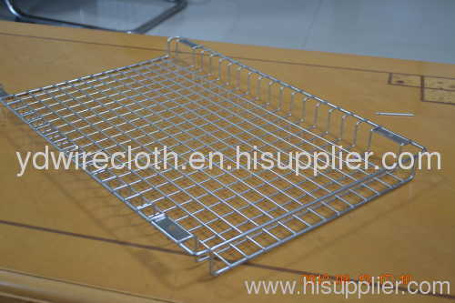 stainless steel U shelf ss