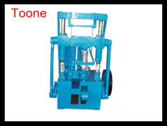 Semi closed 160 honeycomb briquette machine