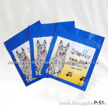 package for dog food
