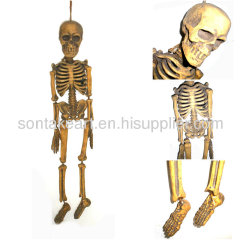 halloween skulls party supplies-70CM FOAM SKELETON