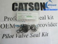 caterpiallar kobelco KATO sumitomo pilot valve seal kit
