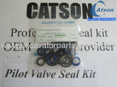 hitachi ex200-1 pilot valve pusher seal kit