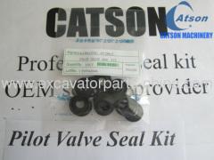komatsu pc60 pc120 pc200 pc300 pilot valve seal kit