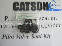hitachi zx200 zx210 zx230 zx240 pilot valve seal kit