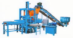 3-35 Type Multifunctional Hydraulic Cushion Brick Making Machine