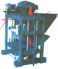 4-40 Type Pad Block Making Machine