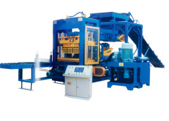 8-15 Type Interlock Hollow Brick Making Machine