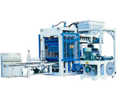 10-15 Type Hydraulic Pressure Brick Molding Machine