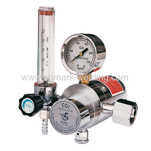 CO2 Welding Regulator; Welding Regulator with Heater