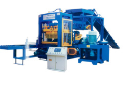 Unburned Hydraulic Cushion Brick Making Machine