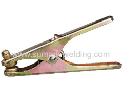 Holand Type Earth Clamp; Welding Accessories