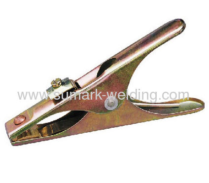 Earth Clamp; Welding Accessories
