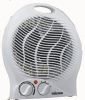 Oscillating Electric Fan Heater