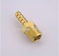 Brass Male tube Connectors