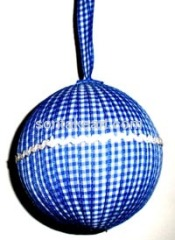 christmas tree decoration--BALL HANGING