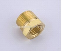 Brass Bushing pipe fittings supplier from china