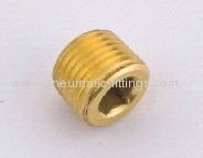Brass Plug supplier from china