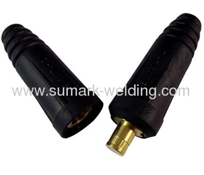 Welding Cable Joint; Welding Cable Plug